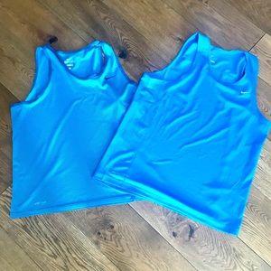 Men's Nike Dri-Fit tank top bundle